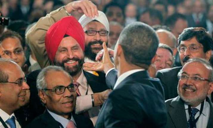 india inc welcomes obama stance on trade barriers