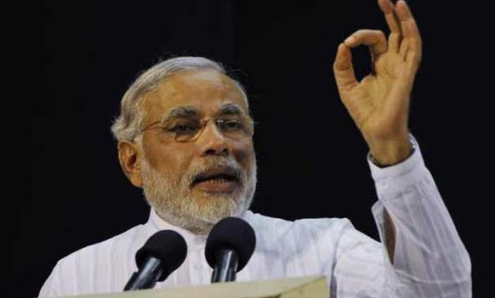 don t harass taxpayers pm modi tells cbdt