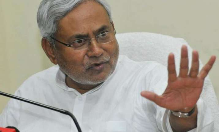 4 141 persons evacuated from nepal nitish kumar
