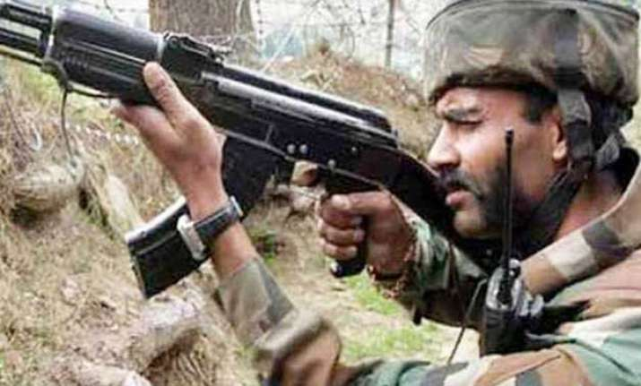 army kills three intruders in kashmir