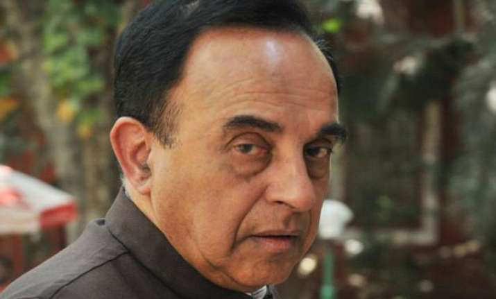 swamy wants daily hearing on ram janmabhoomi case writes to