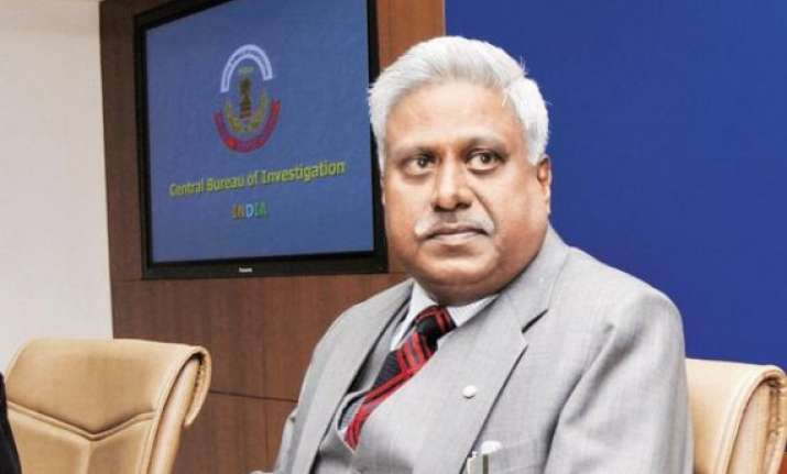i had to take a position for my organisation cbi director