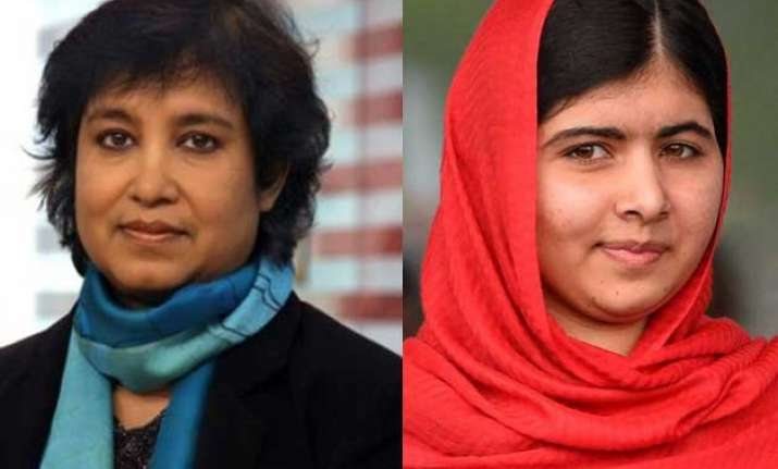 taslima nasreen says west loves moderate muslims like