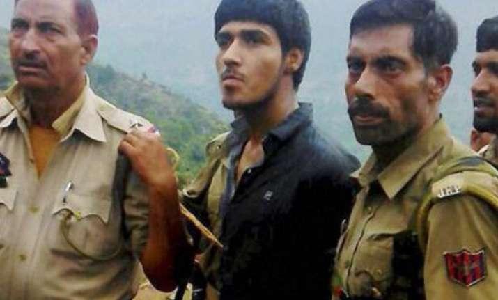 nia arrests truck driver who ferried captured pak terrorist