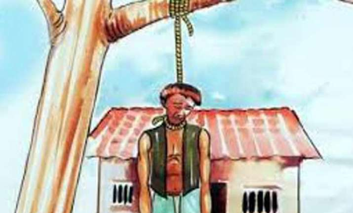 two more farmers commit suicide in odisha
