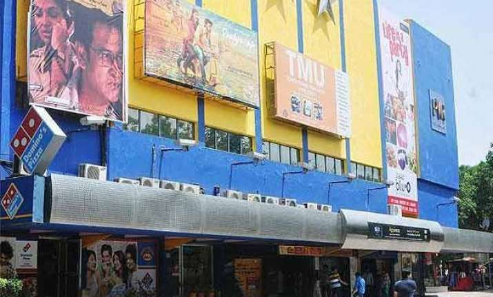 watching movies television to be dearer from monday in delhi