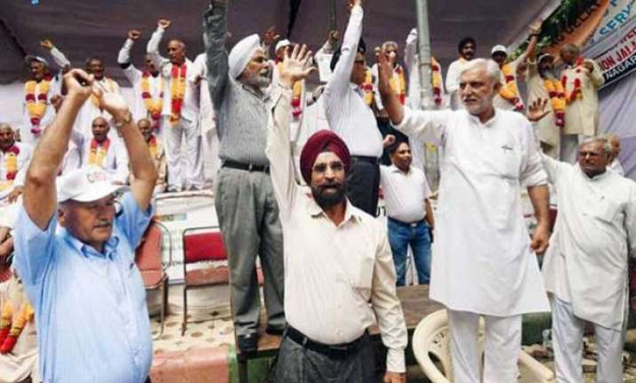 orop ex servicemen to wait till august 26 before scaling up