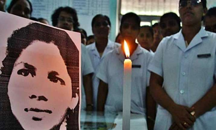 aruna shanbaug s assailant asks why are you people calling