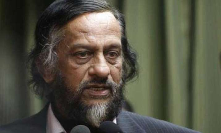 pachauri granted interim protection from arrest till