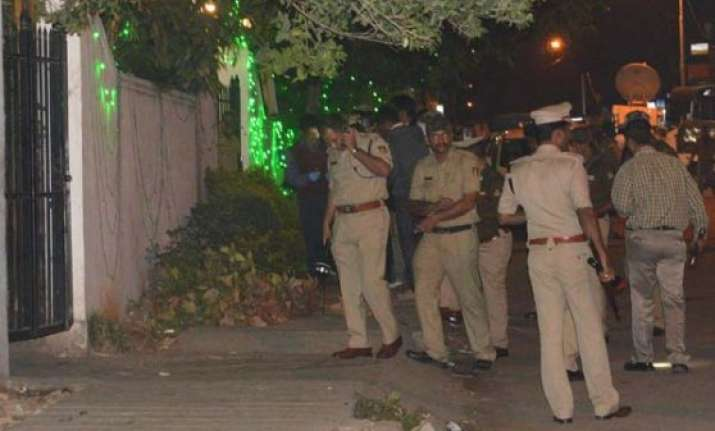 bengaluru blast nia to assist probe police teams fanned out