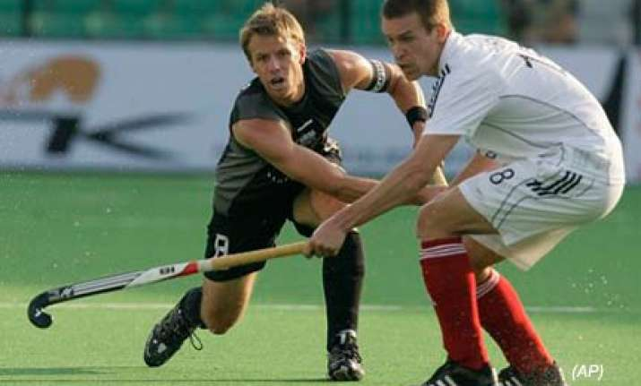 germany quell new zealand fightback to storm into semis