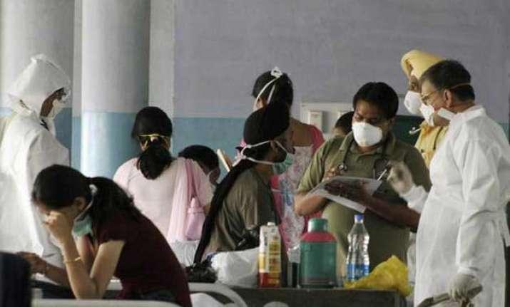 110 fresh swine flu cases in delhi
