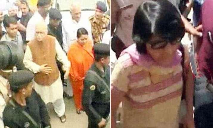 advani bjp leaders made provocative speeches before babri
