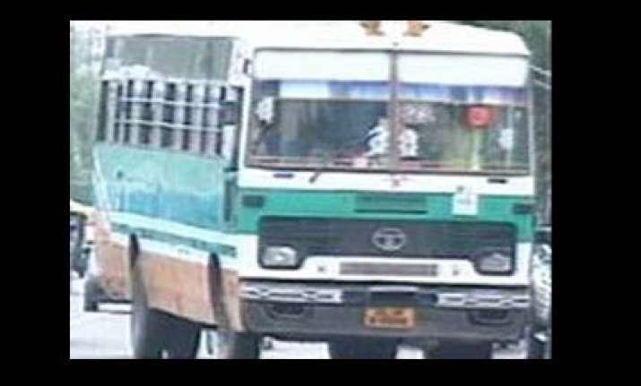 blueline buses back in delhi on monday