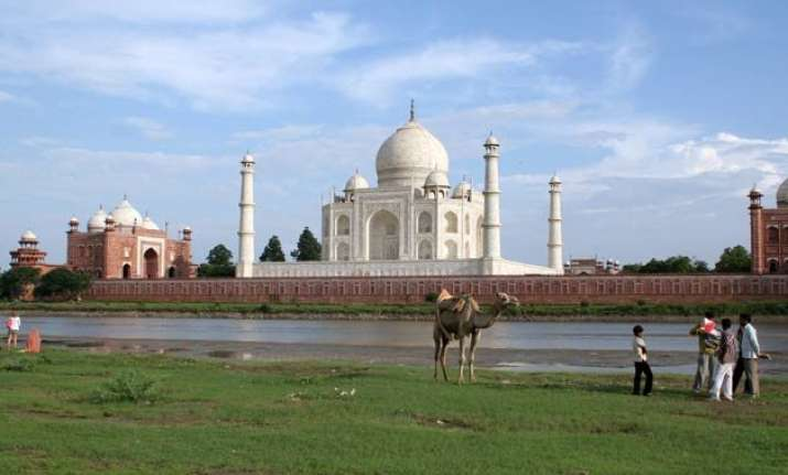 cutting of trees in taj eco zone ngt issues notice to centre