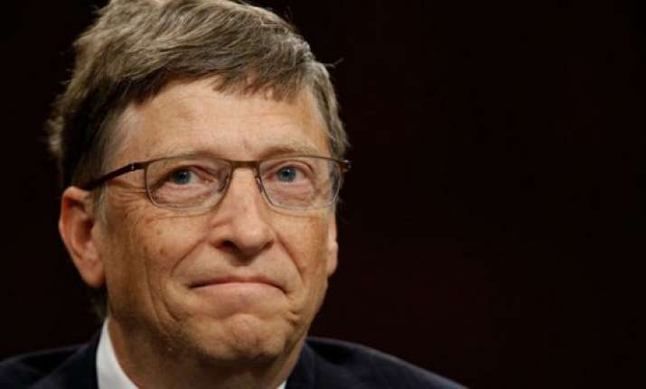 bill gates lauds pm modi for talking about toilets