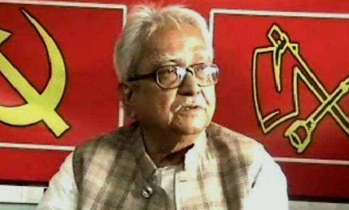 forward bloc veteran freedom fighter ashok ghosh dead