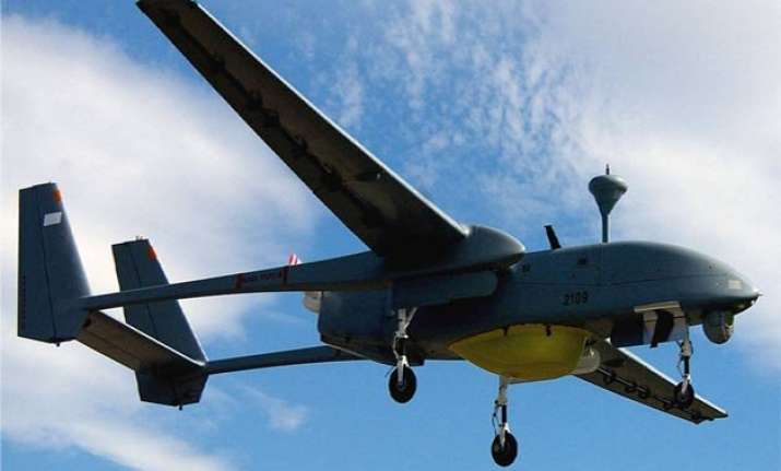 indian army says drone shot down by pakistan not its