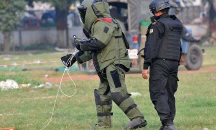 two bodo insurgents killed 10 crude bombs found