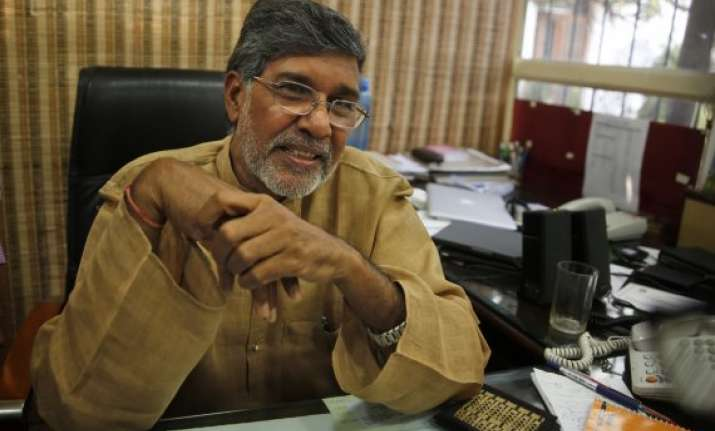 kailash satyarthi nobel dedicated to country will continue