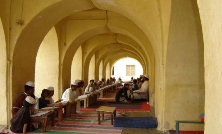 govt s job to see if madrasas do unlawful activities