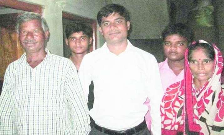 odisha farmer s son bags civil service examination