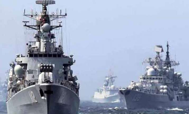 india us japan to take part in naval exercise in bay of