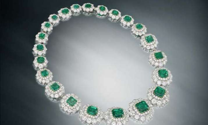 bonhams to sell emerald ring fit for a prince