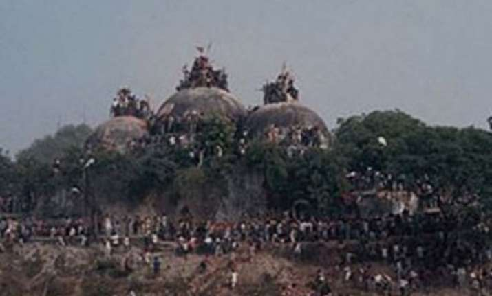 ban on rallies in hyderabad on babri anniversary