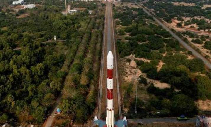 india blasts off its 33rd pslv vehicle carrying fifth