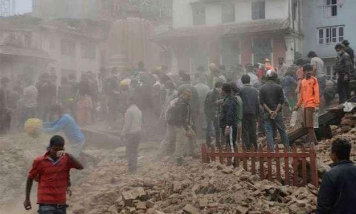 nepaldevastated india to evacuate u 14 girls football team