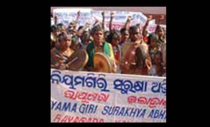 panel opposes mining in niyamgiri hills in orissa vedanta