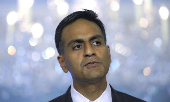 new us ambassador to india richard verma arrives in delhi