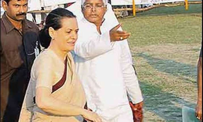 sonia told lalu he has 7 daughters should support women s