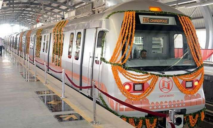 top 10 facts to know about jaipur metro