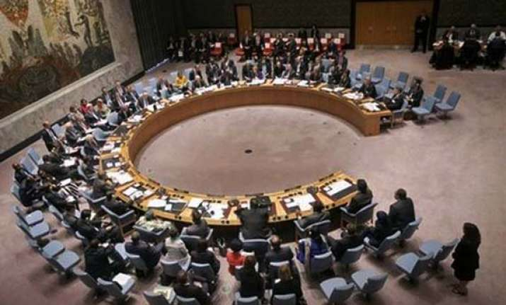 india asks unsc to enforce resolutions on countering