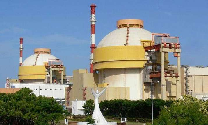 kudankulam nuclear plant reactor trips stops generation