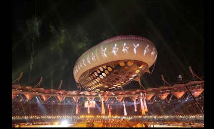 classical dances given pride of places in opening ceremony