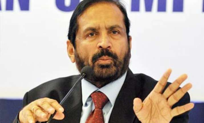 kalmadi rubbishes talk of being sidelined from cpp meet