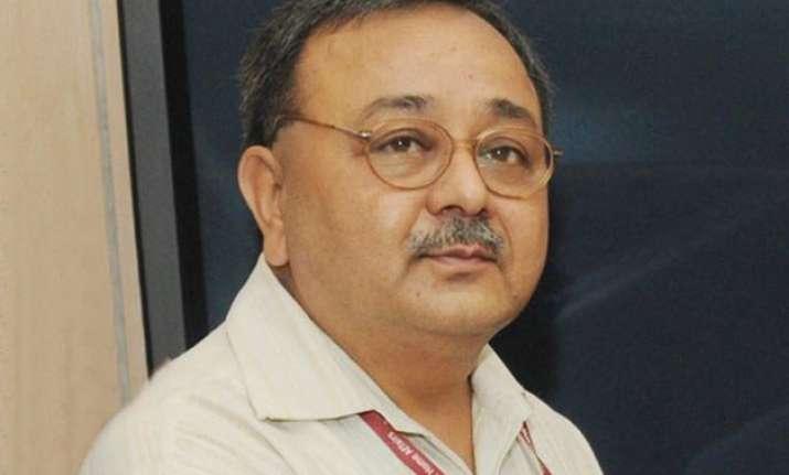 ex cabinet secretary alok rawat appointed 1st male member