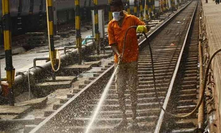 ngt slams rlys over human defecation recommends rs 5000 fine