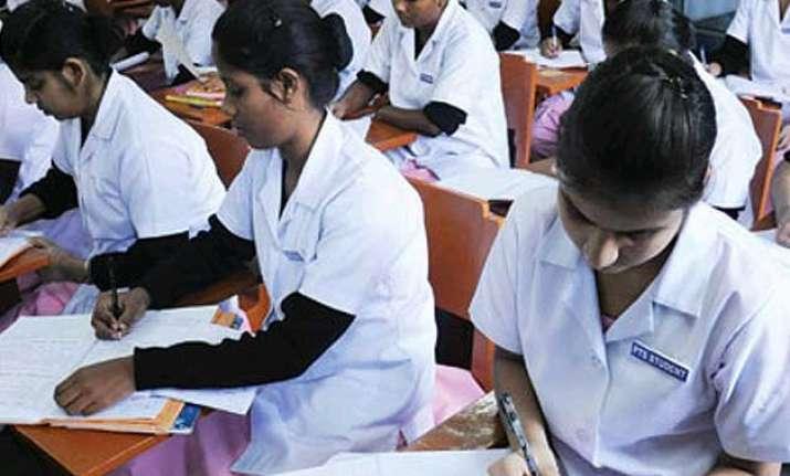chhattisgarh govt includes nursing course in its
