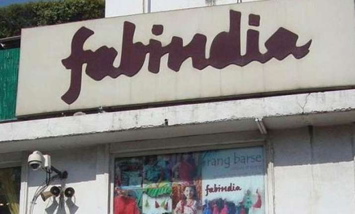 smriti irani case four arrested staffers of fabindia store