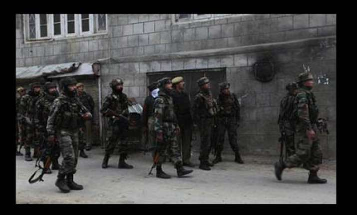 curfew imposed in parts of kashmir valley