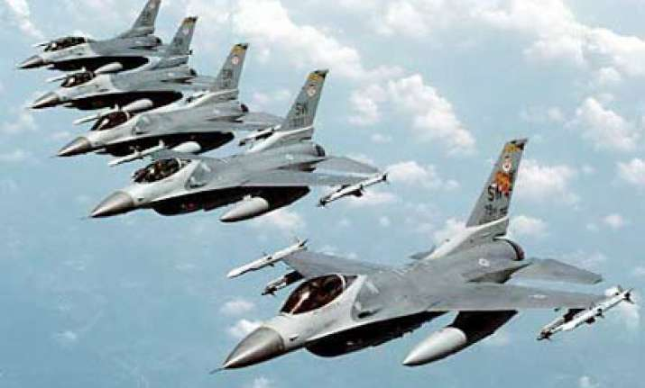 india lets us know f 16s for pak could cloud iaf s 126