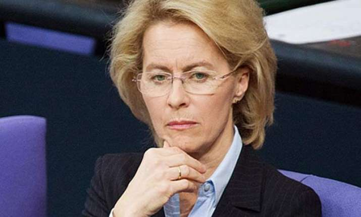german defence minister to visit india seek deeper