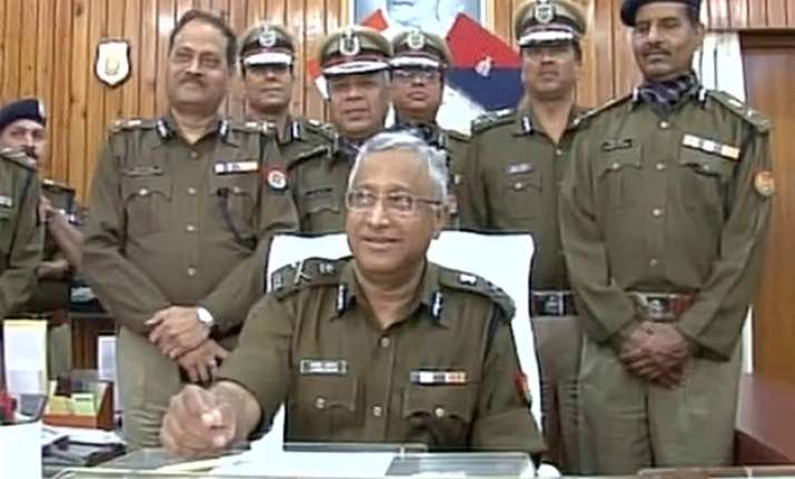 ips officer javeed ahmad appointed uttar pradesh dgp