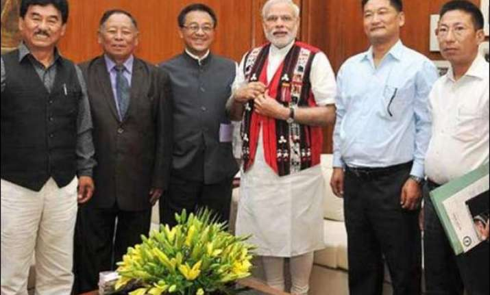 4 accords 68 years. peace this time for the nagas