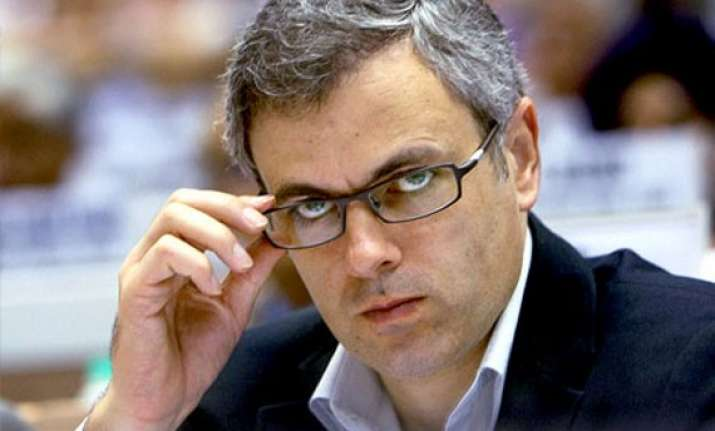 omar abdullah orders safety of people in areas hit by