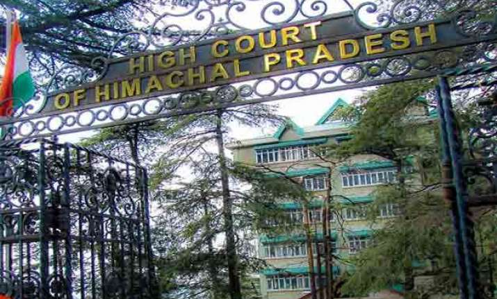 review permits for restricted shimla roads court